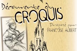 Atelier Croquis Dessin Aix 3C café associatif